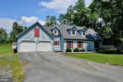 Carlisle Single Family Home For Sale: 99 Richland Road