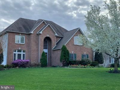 Camp Hill Single Family Home For Sale: 1092 Country Club Road