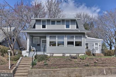 Single Family Home For Sale: 1600 Walnut Street