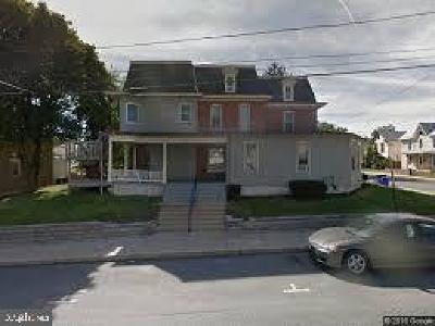 Shippensburg Multi Family Home For Sale: 338 E Burd Street