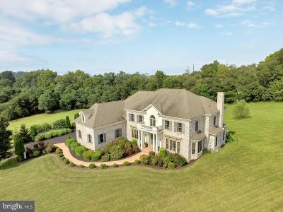Mechanicsburg Single Family Home For Sale: 2601 Allen Glen Drive