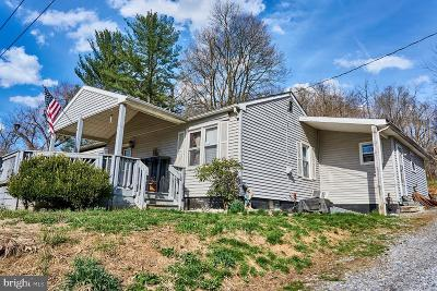 Shippensburg Single Family Home For Sale: 989 Big Spring Road