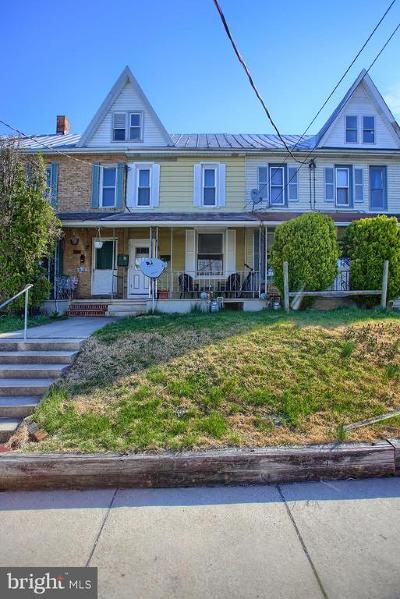 Shippensburg Townhouse For Sale: 207 S Penn Street