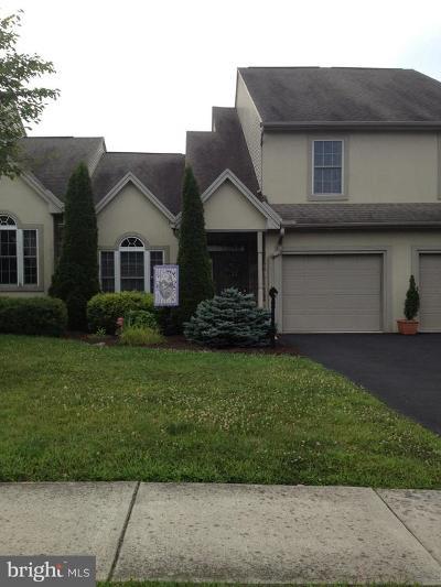 Mechanicsburg Townhouse For Sale: 3 Round Ridge Road