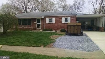 Camp Hill PA Single Family Home For Sale: $172,500