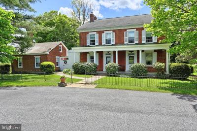 Single Family Home For Sale: 1435 Williams Grove Road