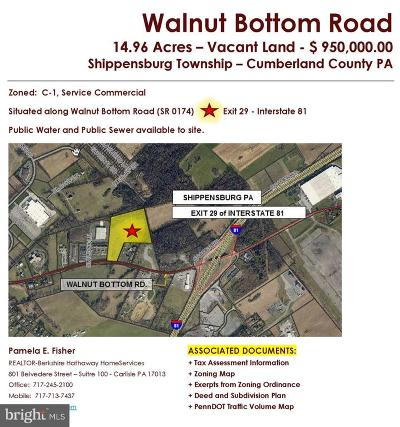 Residential Lots & Land For Sale: 167 Walnut Bottom Road