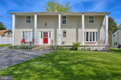 Cumberland County Single Family Home For Sale: 104 E Springville Road