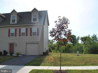Carlisle PA Townhouse For Sale: $164,900