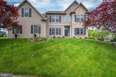 Mechanicsburg Single Family Home For Sale: 5132 Jennifer Circle