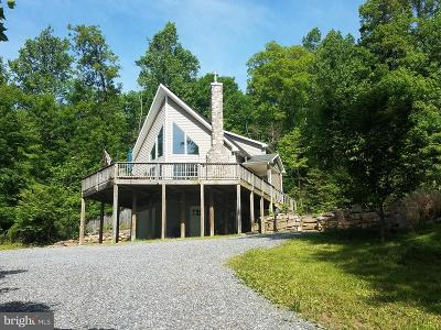 Cumberland County Single Family Home For Sale: 3658 Waggoners Gap Road