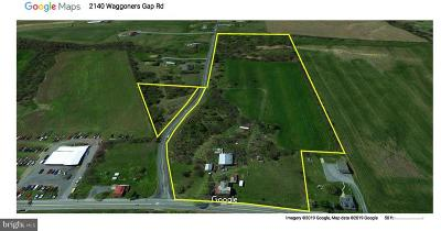 Cumberland County Farm For Sale: 2140 Waggoners Gap Road