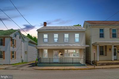 Shippensburg Single Family Home For Sale: 115 N Penn Street
