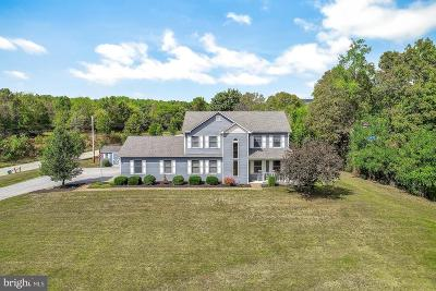 Mechanicsburg Single Family Home For Sale: 276 Rich Valley Road