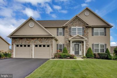 Mechanicsburg Single Family Home For Sale: 5109 S Deerfield Avenue