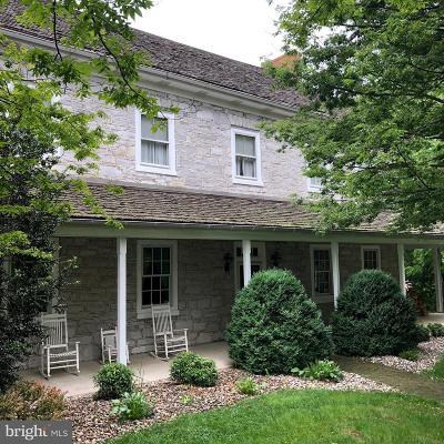 Mechanicsburg Single Family Home For Sale: 311 Skyport Road