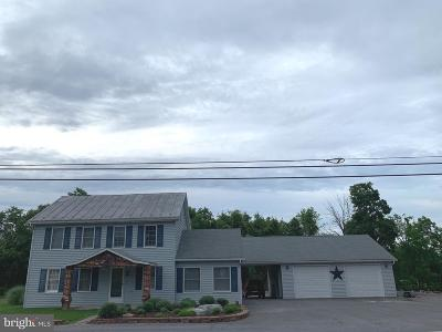 Cumberland County Single Family Home For Sale: 1611 Pine Road