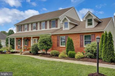 Mechanicsburg Single Family Home For Sale: 220 Skyline Drive