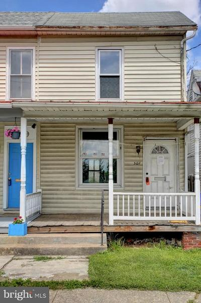 New Cumberland Single Family Home Under Contract: 307 6th Street