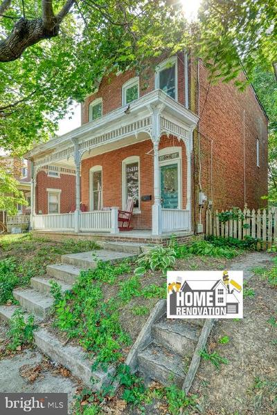 Cumberland County Single Family Home For Sale: 512 N West Street