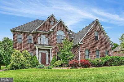 Cumberland County Single Family Home For Sale: 1614 Fox Hollow Road