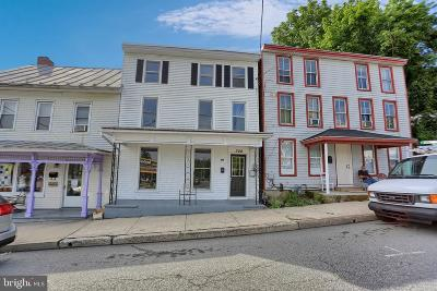 Shippensburg Single Family Home For Sale: 326 E King Street