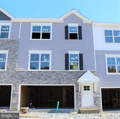 Camp Hill, Mechanicsburg Townhouse For Sale: 17 Woods Drive