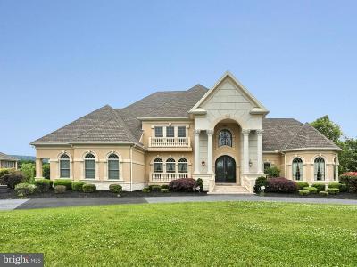 Camp Hill, Mechanicsburg Single Family Home For Sale: 1750 Eliza Way