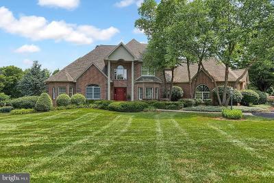 Mechanicsburg Single Family Home For Sale: 4 Conestoga Lane