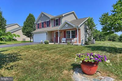 Shippensburg Single Family Home For Sale: 16 Colton Drive
