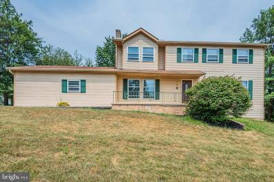 Mechanicsburg Single Family Home For Sale: 818 Ridgewood Drive