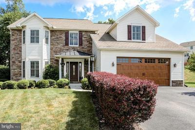 Mechanicsburg Single Family Home For Sale: 3931 Trayer Lane