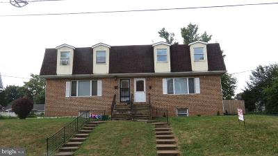 Cumberland County Single Family Home For Sale: 346 Lincoln Street