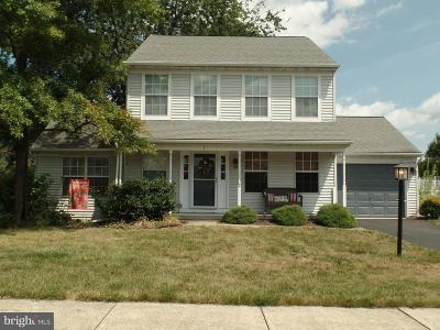 Mechanicsburg Single Family Home For Sale: 5 Honeysuckle Drive