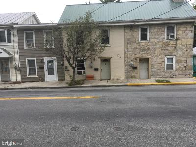 Cumberland County Multi Family Home For Sale: 77, 79, 81 W Main Street