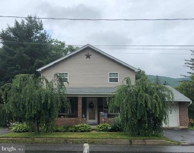 Single Family Home For Sale: 350 E Catawissa Street