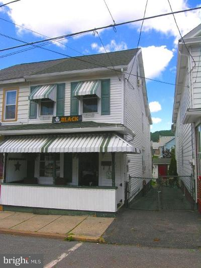 Single Family Home For Sale: 231 W Bertsch Street