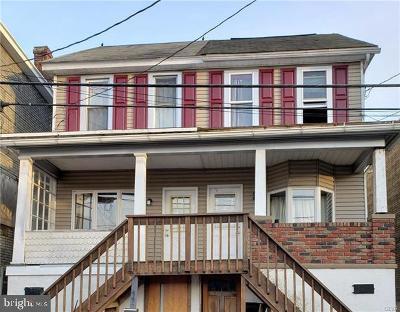 Single Family Home For Sale: 444 & 446 E Kline Avenue