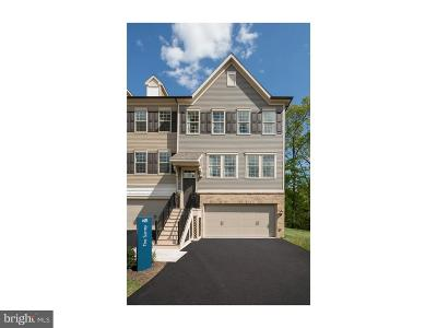 Downingtown Townhouse For Sale: 0025 Mulligan Court