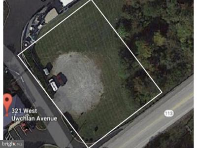Downingtown Residential Lots & Land For Sale: 321 W Uwchlan Avenue