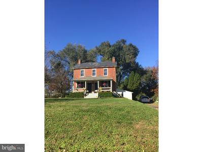 Single Family Home For Sale: 105 Brick Meetinghouse Road