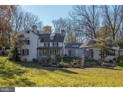Malvern Single Family Home For Sale: 319 Swedesford Road