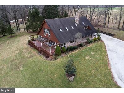 Phoenixville Single Family Home Active Under Contract: 155 Ford Road