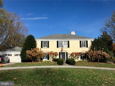 West Chester Single Family Home For Sale: 1242 Highgate Road