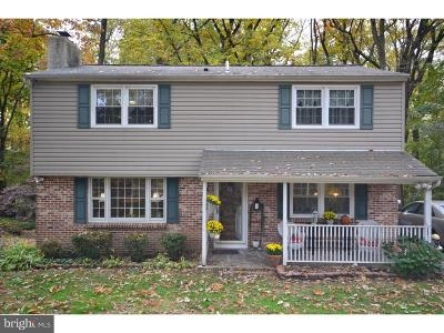 Downingtown Single Family Home For Sale: 1552 Hilltop Road