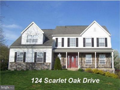 Phoenixville Single Family Home For Sale: 124 Scarlet Oak Drive