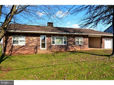 Pottstown Single Family Home For Sale: 677 Old Schuylkill Road