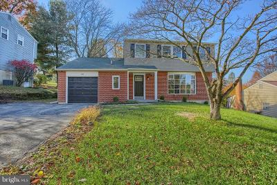 Exton Single Family Home For Sale: 610 Brecknock Drive
