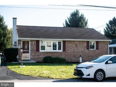 Parkesburg Single Family Home For Sale: 702 5th Avenue