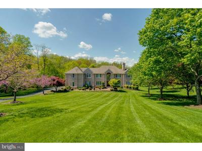 Single Family Home For Sale: 303 Lenape Farm Lane